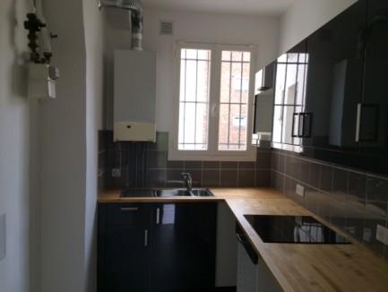 Rénovation complète d'un appartement 4 pièces Place de la Nation