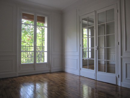 Remise en état d'un appartement haussmannien Paris 12e